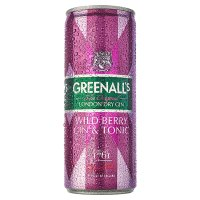 Greenall's Wild Berry Gin & Tonic Review