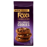Fox's Chunkie Cookies Chocolate Orange