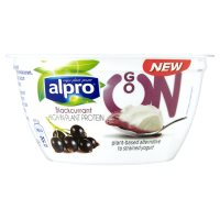 Alpro Soya Go On Blackcurrant