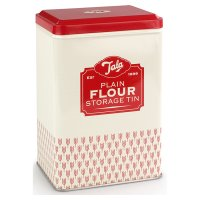 Tala plain flour storage tin