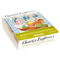 Charlie Bighams Moroccan chicken tagine