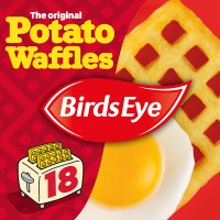 Birds Eye Potato Waffles 18