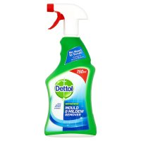 Dettol mould & mildew spray