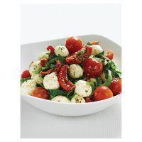 Mozzarella and Slow Roasted Tomato Salad