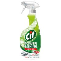 Cif Power & Shine kitchen spray