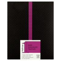 Waitrose 1 dark chocolate truffles