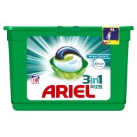 Ariel 3in1 PODS with Febreze Washing Capsules 19 washes