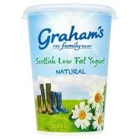 Graham's Scottish Low Fat Natural Yogurt