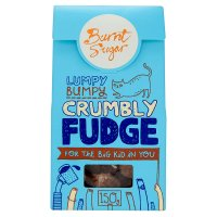Burnt Sugar Fairtrade original fudge