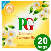 PG Tips delicate camomile 20 bags
