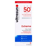 Ultrasun extreme lotion 50+SPF