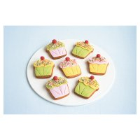 Fiona Cairns Cupcake Biscuits