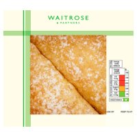 Waitrose Bramley Apple & Cream Turnovers