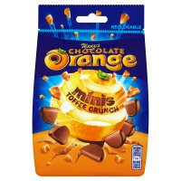 Terry's Chocolate Orange Mini Toffee Crunch