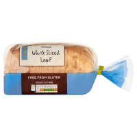Waitrose LOVE life gluten free white sliced loaf