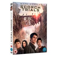 DVD Maze Runner: The Scorch Trials