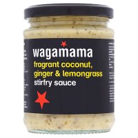 Wagamama coconut ginger stirfry sauce