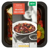 Waitrose Chinese Braised Red Pork