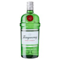 Tanqueray gin export strength (43.1% ABV)