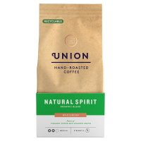 Union Hand-Roasted Coffee Natural Spirit Wholebean