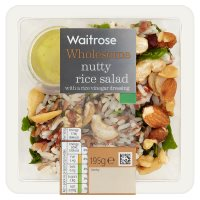 Waitrose nutty rice salad