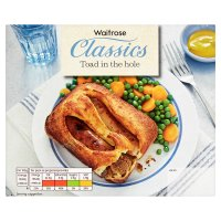 Waitrose British Toad in the Hole