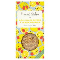 Primrose's Kitchen Goji, Black Pepper & Lemon Granola