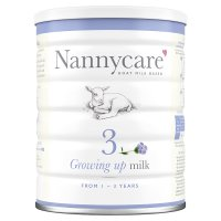 Nanny care 3 growing up milk