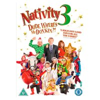 DVD Nativity 3 Dude Where's My Donkey