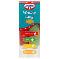 Dr.Oetker fruity writing icing