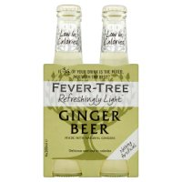 Fever-Tree premium ginger beer, 4 pack