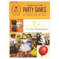 Ladybird Vintage Party Games
