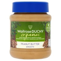 Duchy Organic Smooth & Spreadable Peanut Butter