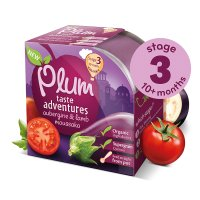 Plum adventures aubergine & lamb