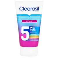 Clearasil 5 in 1 Wash