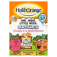 Haliborange Softies Omega 3