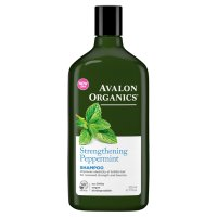 Avalon Organics shampoo peppermint