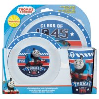 Thomas Tumbler Bowl Plate Set