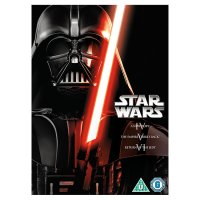 DVD Star Wars Original Trilogy