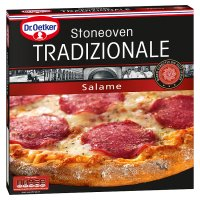 Dr. Oetker stoneoven tradizionale salame