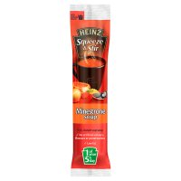 Heinz Squeeze & Stir minestrone instant cup soup