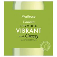 Waitrose Chilean, Boxed White Wine