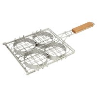 Waitrose Outdoors bbq burger grill basket