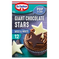 Dr.Oetker giant chocolate stars