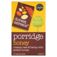 Dorset Cereals honey porridge 10 sachets