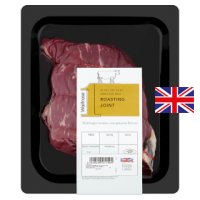 Waitrose 1 30 day dry aged Hereford beef roasting joint