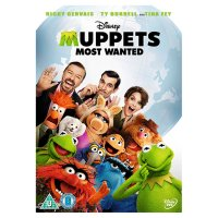 DVD Muppets Most Wanted