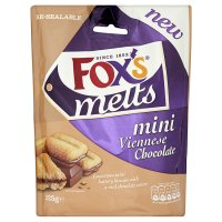 Fox's melts mini viennese chocolate