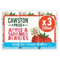 Cawston Press kids' blend apple & summer berries