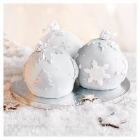 Fiona Cairns Icy Bauble Trio